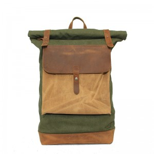 green Tourism canvas bags