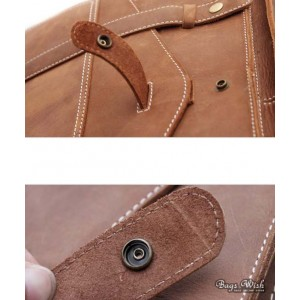 """13.3"""" notebook leather bag"""