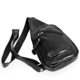 black Unique Genuine Leather Bag