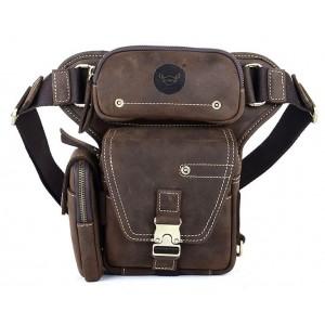 Travel waist bag khaki