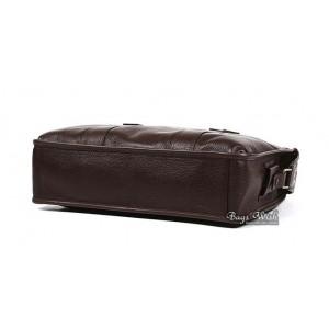 coffee Briefcase bag for men