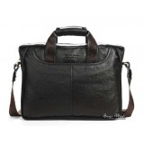 Best leather briefcase coffee, black 14 inch computer leather bag