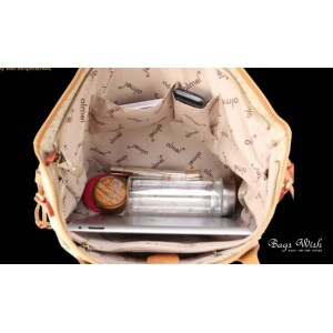 Ladies hand bag coffee