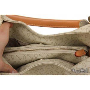 pu Satchel leather handbag