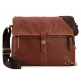 tan Messenger bag men leather